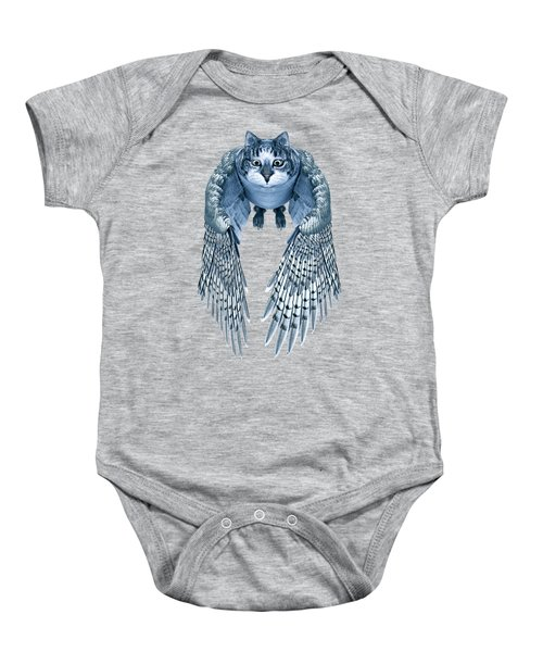 Home Of The Meowl Baby Onesie