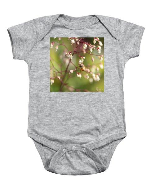 Honey Acrobat Baby Onesie