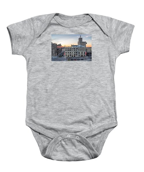 Honey I Shrunk The Brewery Baby Onesie