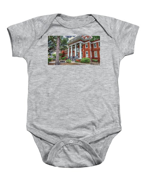 Horry County Court House Baby Onesie