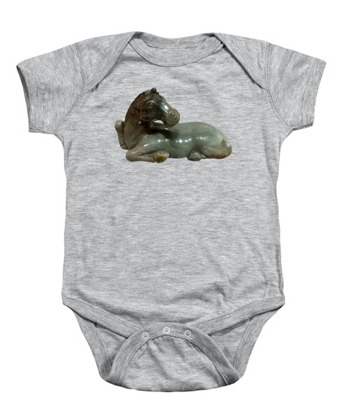 Horse Figure Baby Onesie