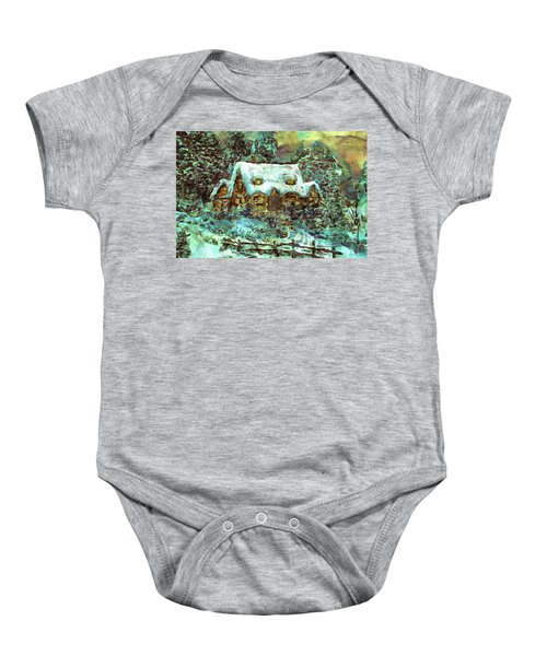 House Of Solace Baby Onesie