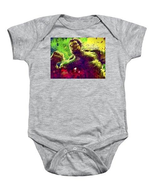 Hulk Smash Baby Onesie