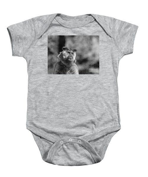 Human Thoughts Baby Onesie