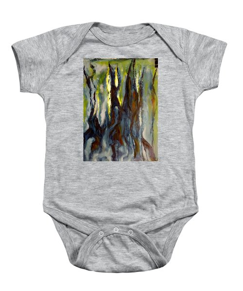 Hunted Forest Baby Onesie