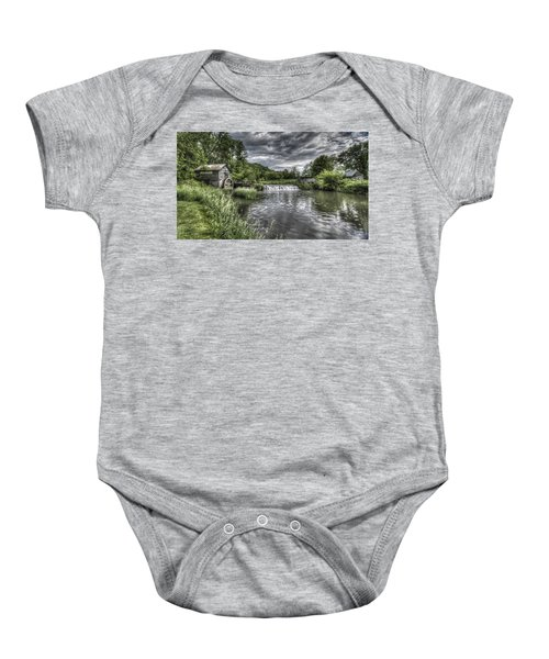 Hyde's Mill Baby Onesie