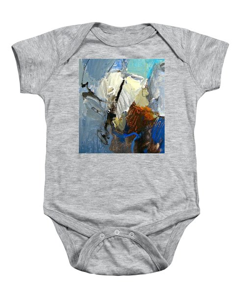 Hydra- Igneous Flame  Baby Onesie