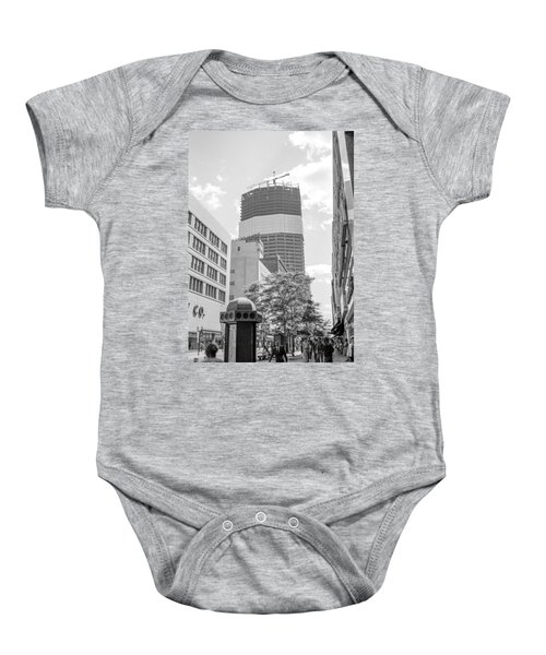 Ids Building Construction Baby Onesie