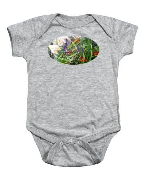 If Flowers Could Talk - Verse Baby Onesie