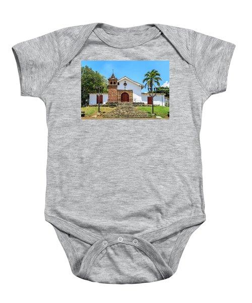 Iglesia De San Antonio Baby Onesie