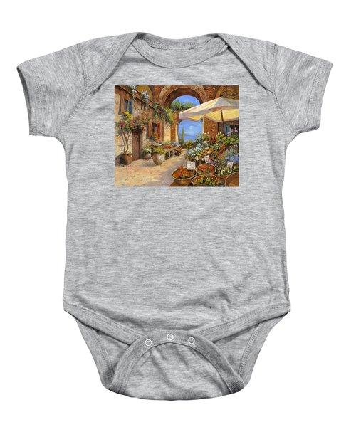 Il Mercato Del Lago Baby Onesie