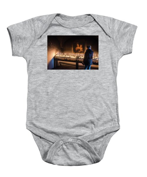 In Deep Thoughts Baby Onesie