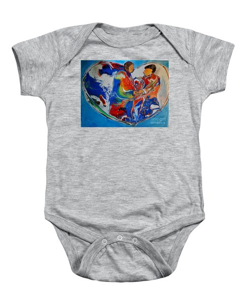 In One Accord Baby Onesie