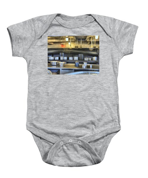 In The Galley Baby Onesie