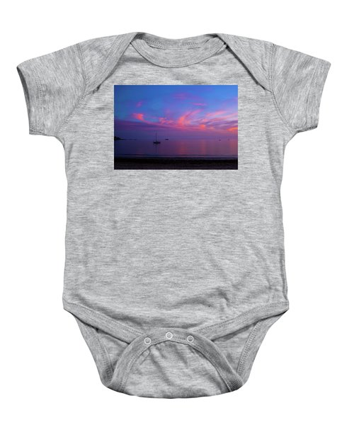 In The Gloaming Baby Onesie