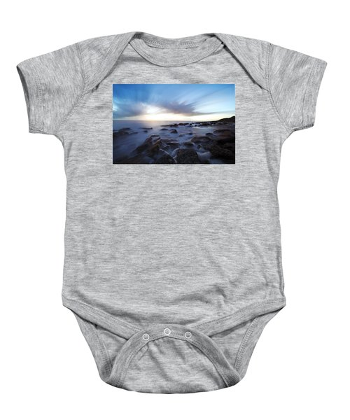 In The Morning Light Baby Onesie