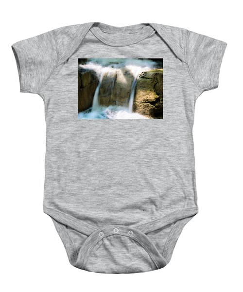 In The Pit Baby Onesie