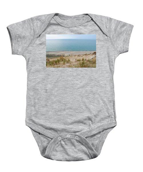 Indiana Dunes National Lakeshore Evening Baby Onesie