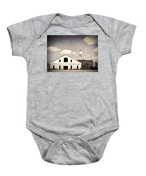 Indiana Warehouse Baby Onesie