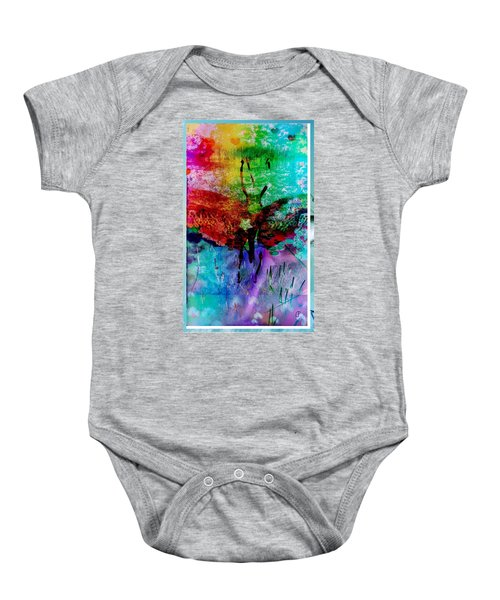 Insects And Incense Baby Onesie