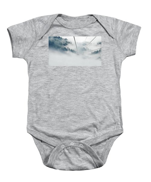 Into The Abyss Baby Onesie