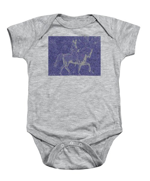 Into The Unknown - Study #1 Baby Onesie