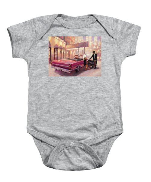 Into You Baby Onesie