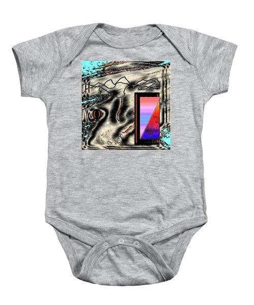 Inw_20a6505 Universal Mining Baby Onesie