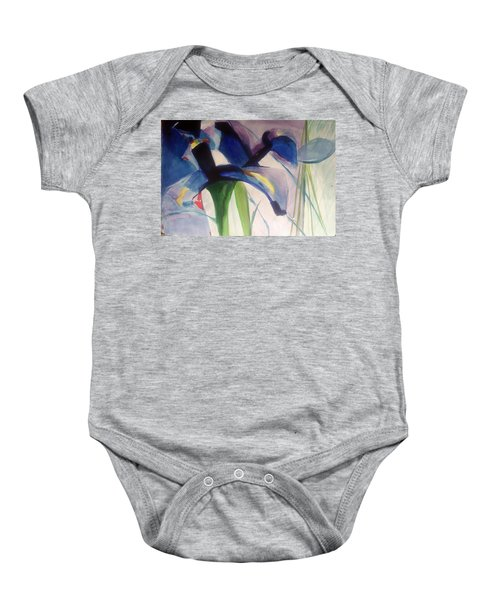 Iris  Power Baby Onesie