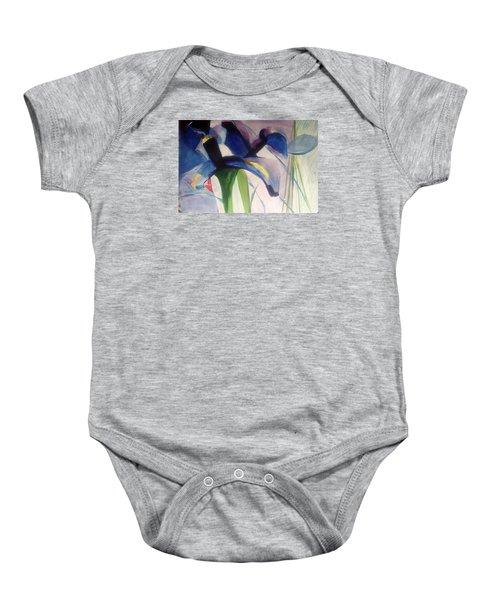Iris  Power Baby Onesie