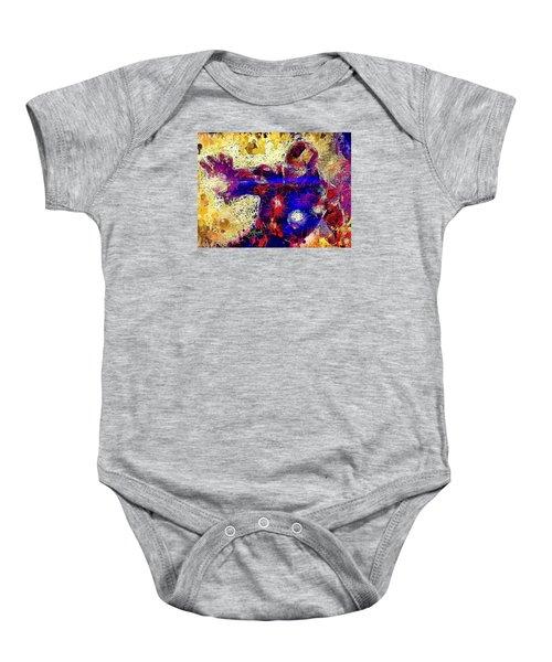 Ironman  Baby Onesie