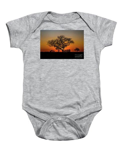 Isimangaliso Wetland Park Baby Onesie