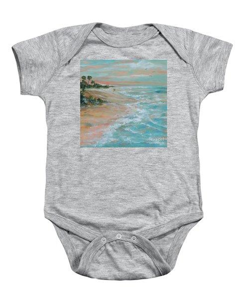 Island Romance Baby Onesie