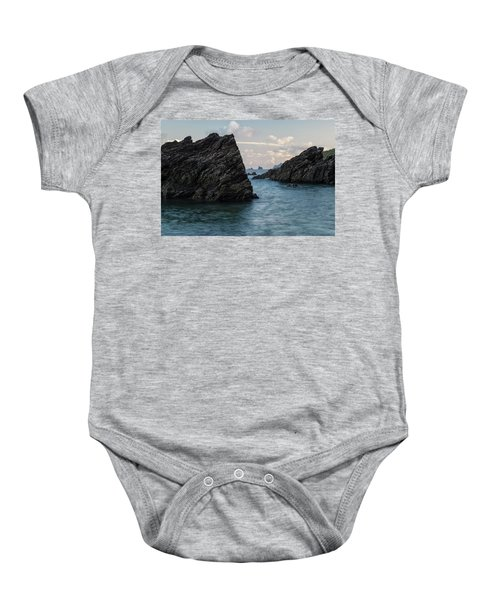 Islets At The Bottom Of The Rocks Baby Onesie