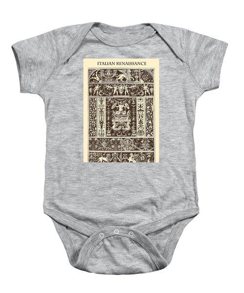 Italian Renaissance Baby Onesie by Italian School