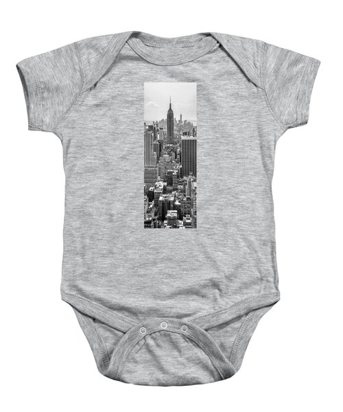 It's A Jungle Out There Baby Onesie