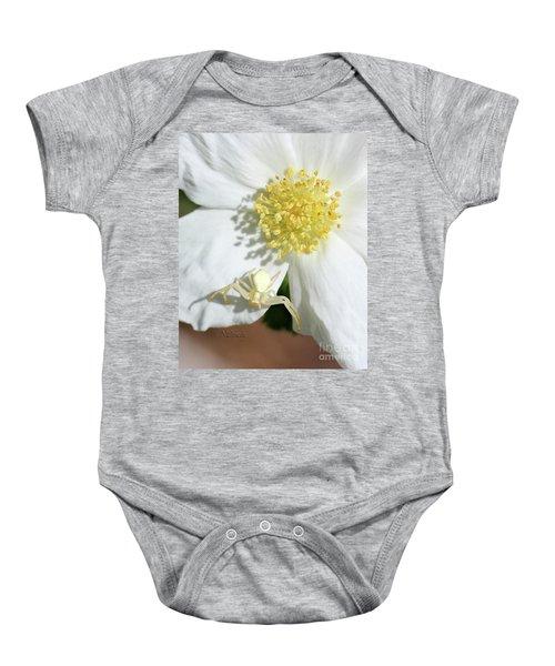 Ivory Huntress Baby Onesie