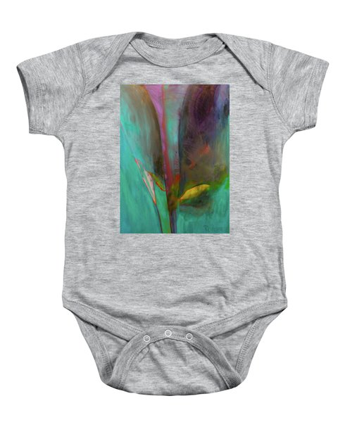 Japanese Longstem By Paul Pucciarelli The Second Baby Onesie
