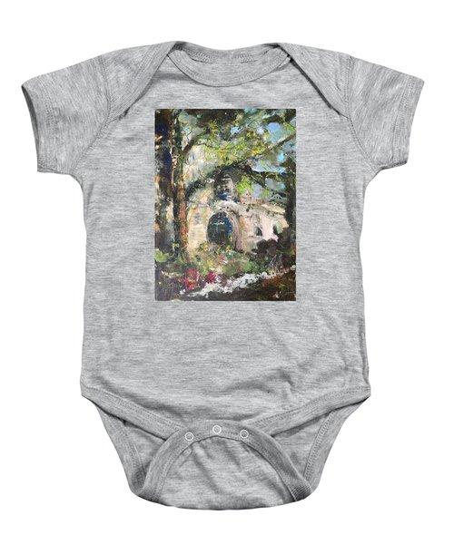 Jardin D'au Paradis  Baby Onesie