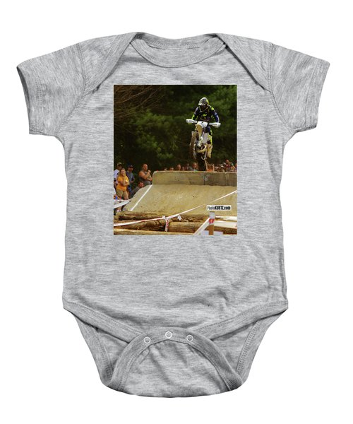Jarvis Maintains 2nd Place Baby Onesie