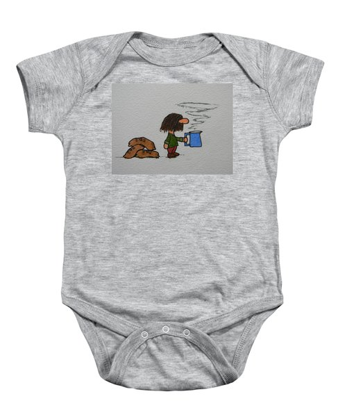 Java Baby Onesie