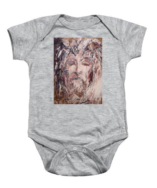 Jesus Christ Baby Onesie