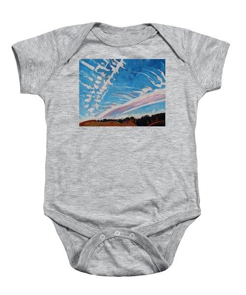 Jet Stream Baby Onesie