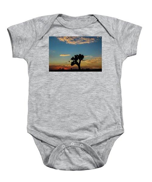 Joshua Sunset Baby Onesie