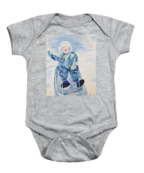 Joy Ride Baby Onesie