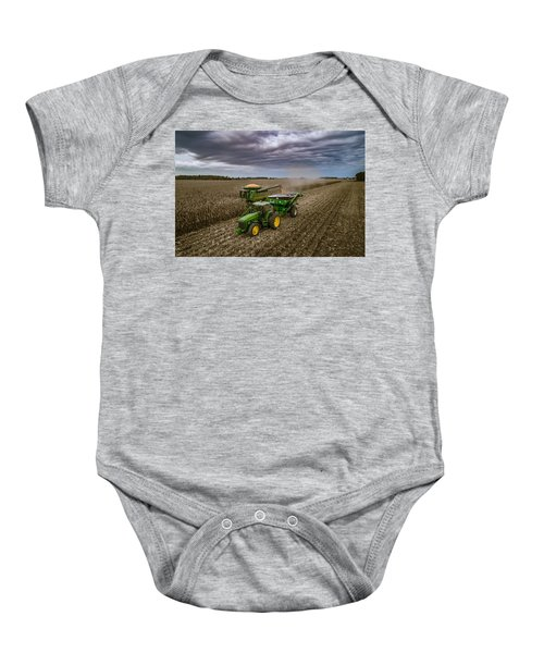 Just In Time Baby Onesie