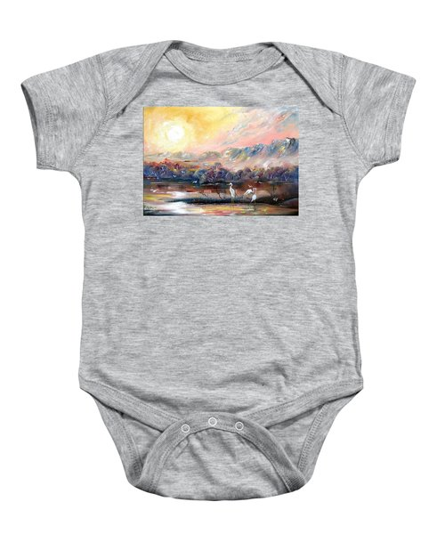 Kakadu Baby Onesie