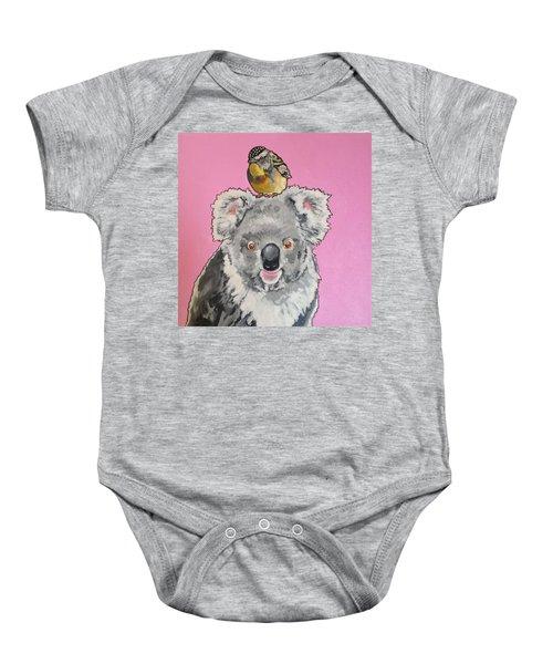 Kalman The Koala Baby Onesie