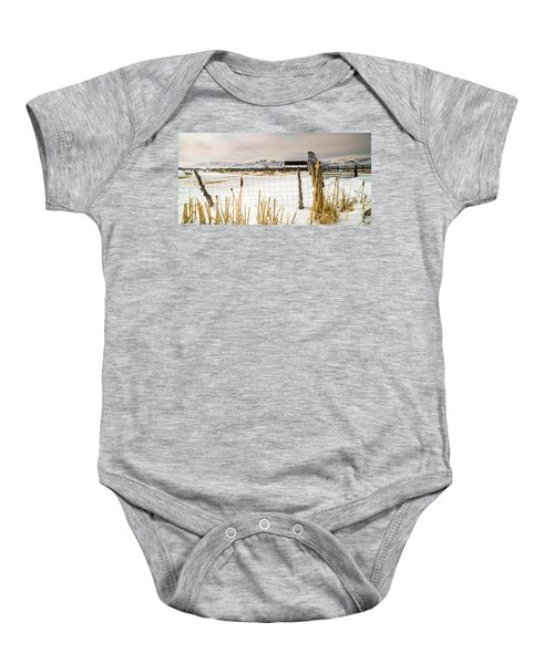 Keeping Watch Baby Onesie