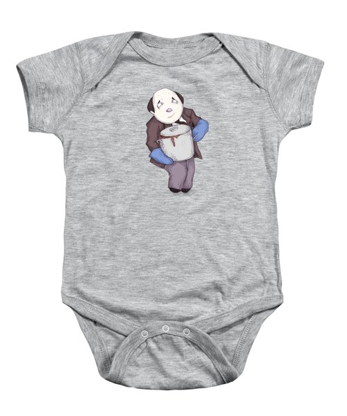 Kevin's Famous Chili  Baby Onesie
